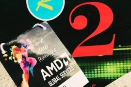 BEACH L5 RUNNING MAN AMD TEAM BUILDING