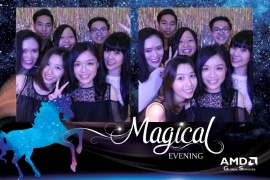 ANNUAL DINNER AMD MAGICAL EVENING