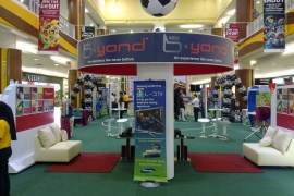 ASTRO CLASSIC GOLDEN MELODY WORLD CUP ROADSHOW