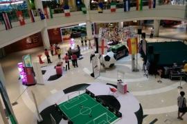 ASTRO WORLD CUP ROADSHOW