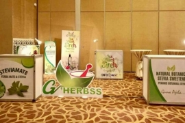 G Herbss Product Launching