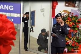 MAJLIS PELANCARAN POLIS BANTUAN MTT
