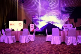 Product Launching for MAKINO & RK TAKASAGO