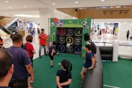 WORLD CUP FEVER WITH GURNEY PLAZA PENANG