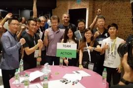 Team Building Penang Running Man L5 - Heritage Series