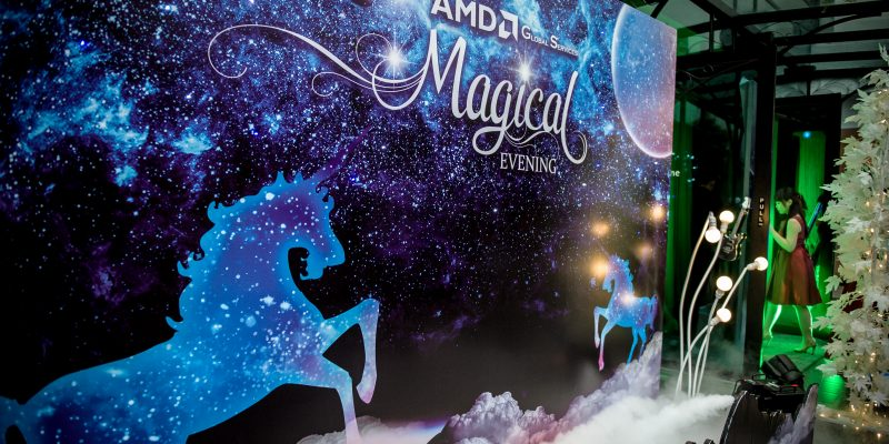 AMD Penang Magical Evening Corporate Annual Dinner