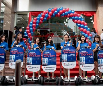 First Digital Banking Launches with Hong Leong Bank