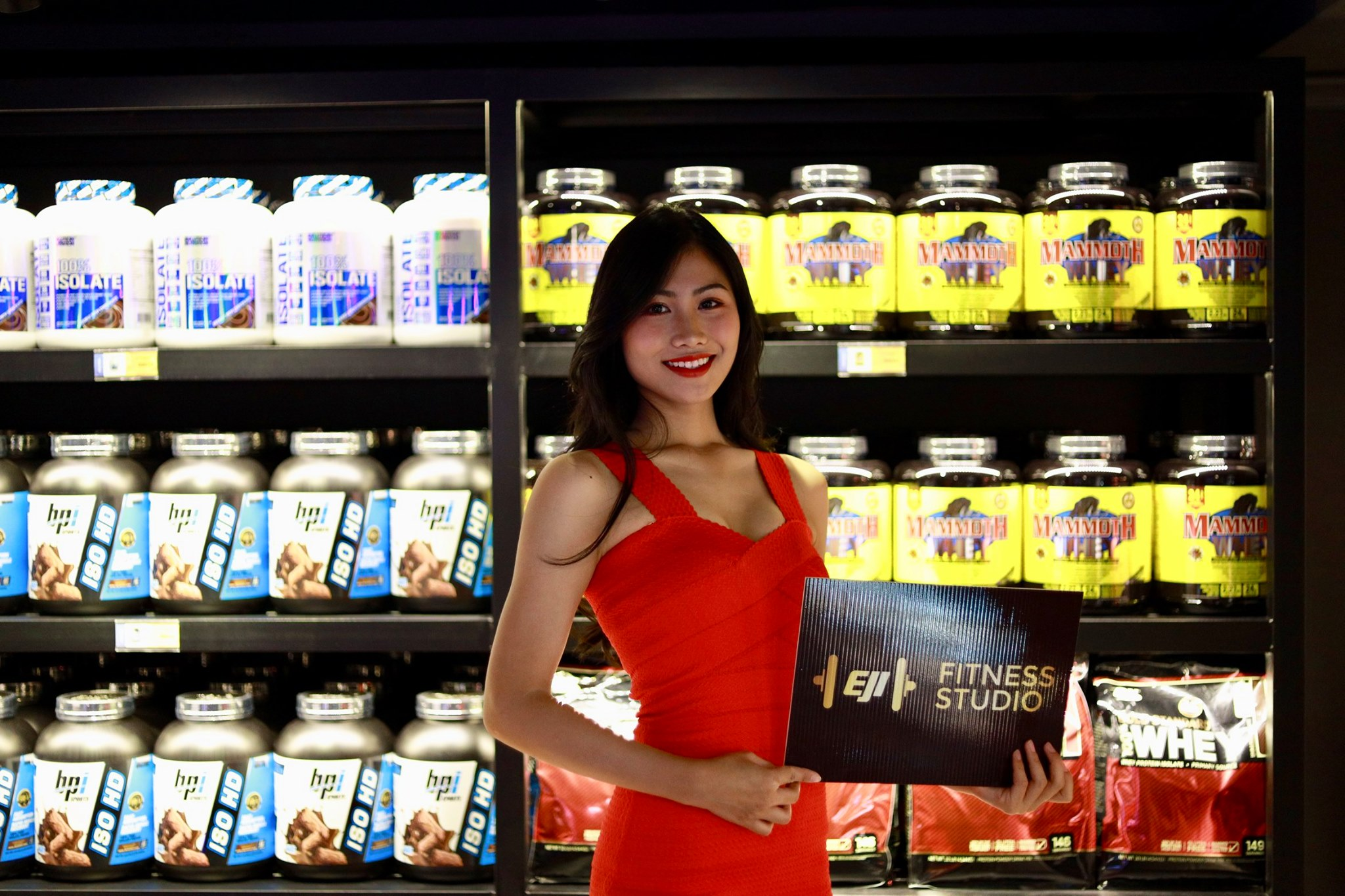 Eji Nutrition Premium Outlet Launching11
