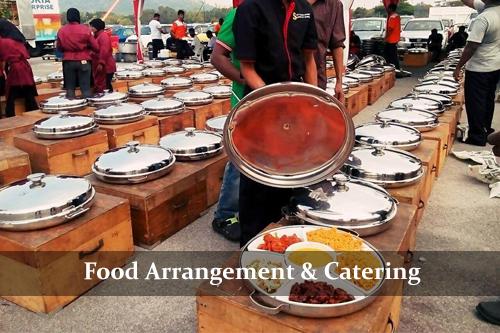 Food Arrangement & Catering